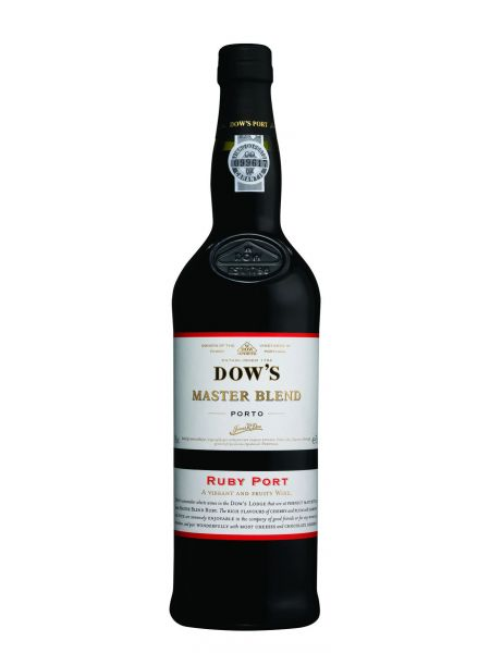DOW'S Master Blend Ruby Port